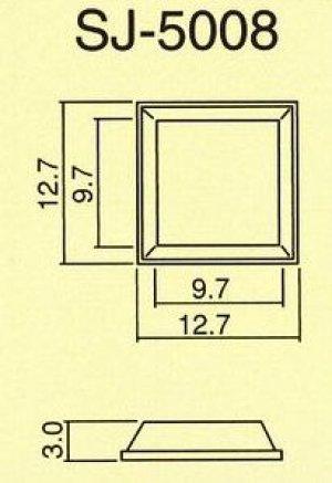 画像1: 3M接着型クッショニング(クリアバンポン SJ-5008)