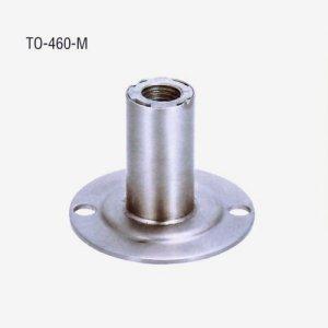 画像1: 耐震用キャビネットアジャスト M20タイプ(ベース穴明き)