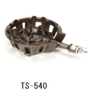 画像1: 鋳物ガスコンロセット 一重大(種火なし)