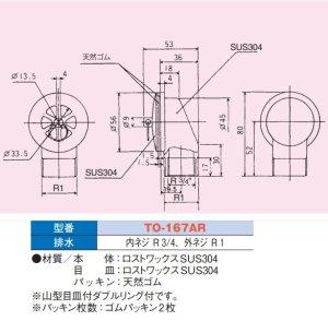 画像2: 丸型オーバーフロー