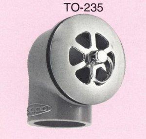 画像1: 丸型オーバーフロー