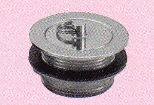 画像1: 真鍮共栓